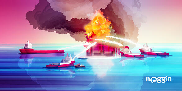 Oil Spill @2x