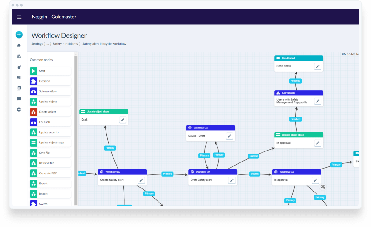 Guide users through workflows